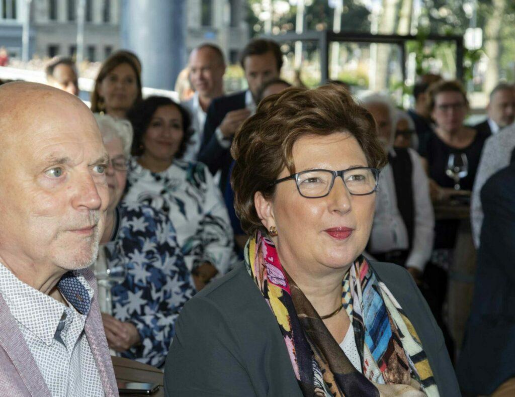 KOTUG says farewell to Margo Kok-Van der Wal as CFO/VP