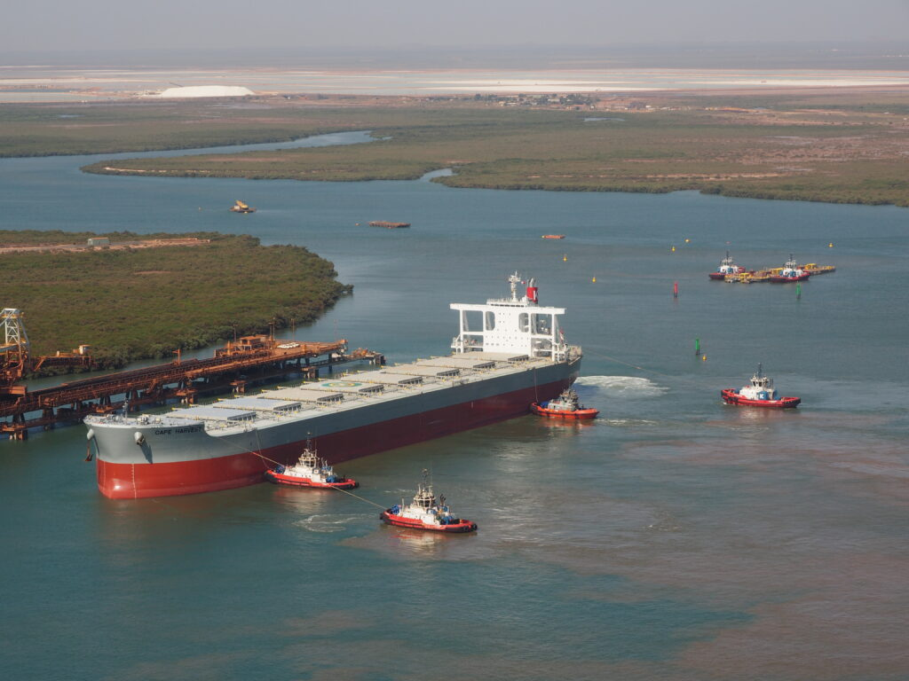 Westug goes live with AI-assisted Dispatch in Port Hedland