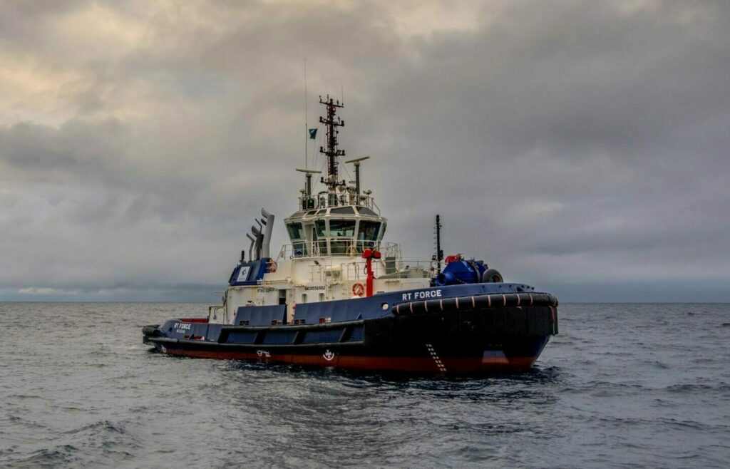 TasPorts welcomes RT Force to its fleet
